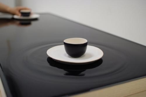 Table ondulation par Jeonghwa Seo et Hanna Chung