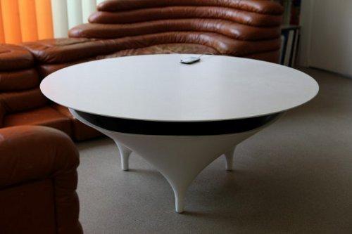 Acoustable : Table basse acoustique