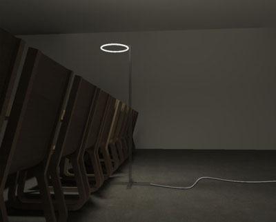 Lampe Jesus par Ricardo Garza Marcos