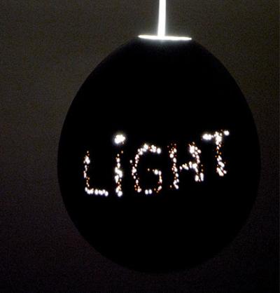 Lesslamp par Jordi Canudas