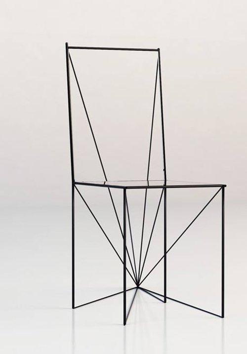Très Chaise perspective par Zigert Artem - Blog Esprit Design JL94