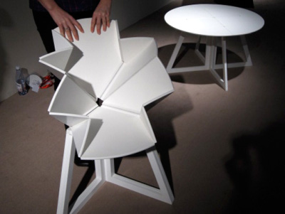 Sanna Lindström, Un design suédois !