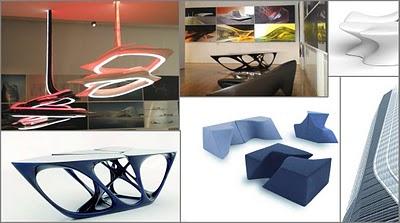 Designer : Zaha Hadid
