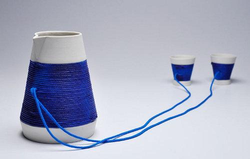 Tea Set Garder Le Lien Par Joon Lee Blog Esprit Design