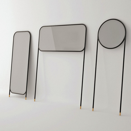 Miroirs move par la Mamba