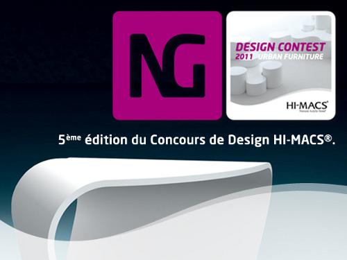 Concours de Design : Mobilier Urbain