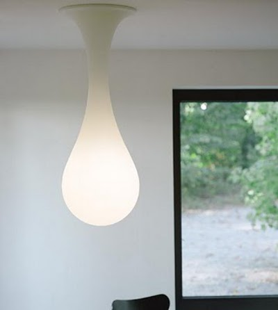 Ligne de lampes Liquid Light