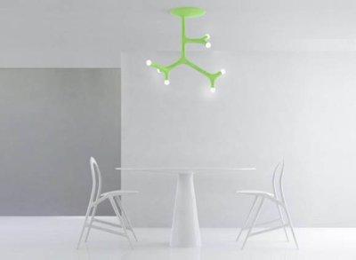 Système lumineux Ozono par E+M design