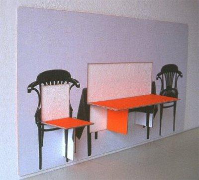 BuroJet : Un design suspendu