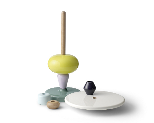 Table Shuffle par Mia Hamborg