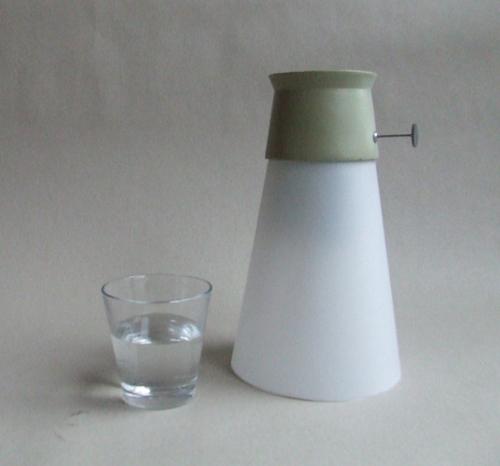 lampe à eau par Manon Leblanc