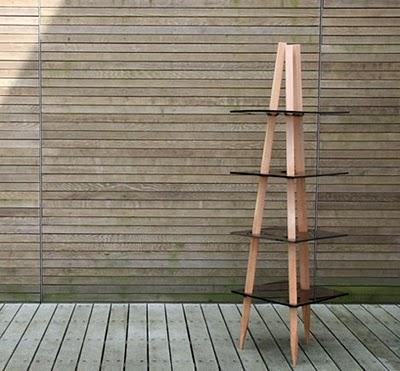 l'Etagère Wood X