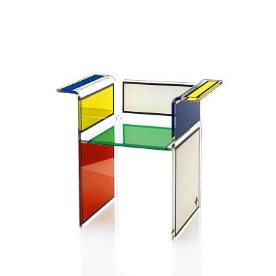 Acrila : Le mobilier acrylique design