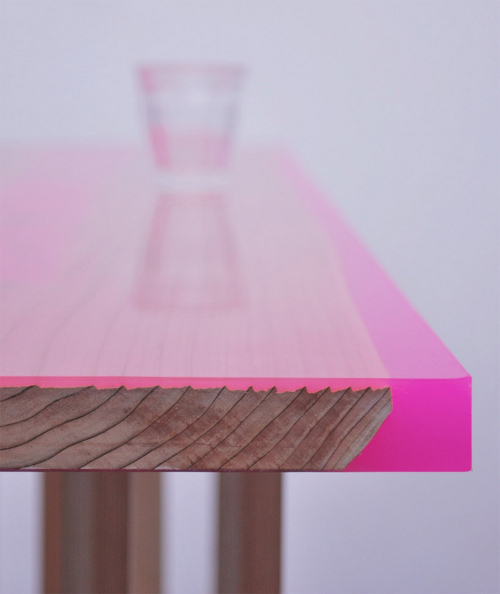 Flat table acte 2 par Jo Nagasaka