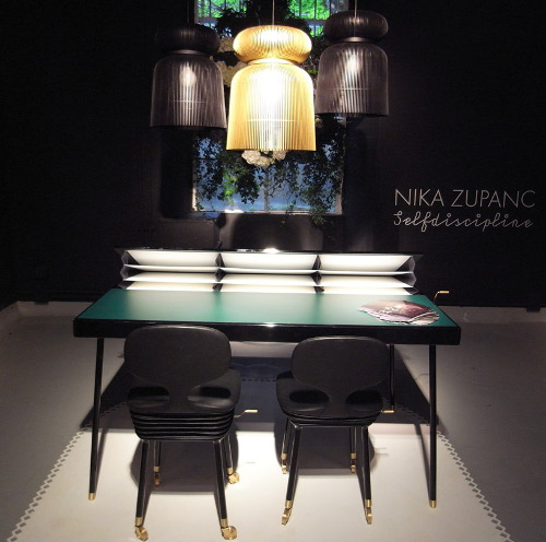 Collection Autodiscipline par Nika Zupanc