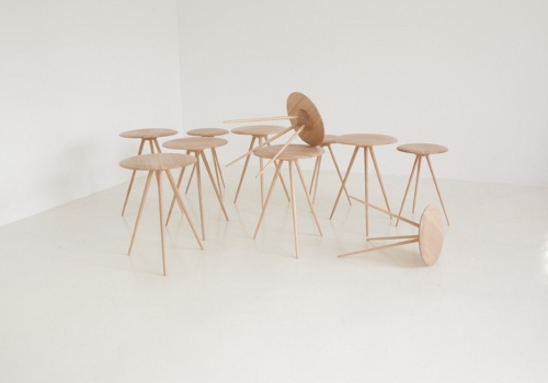 Table Puck, le minimalisme par Simen Aarseth
