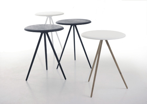 Table puck le minimalisme par simen aarseth blog esprit for Le minimalisme en architecture