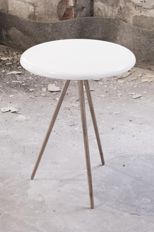 Table Puck, le minimalisme par Simen Aarseth