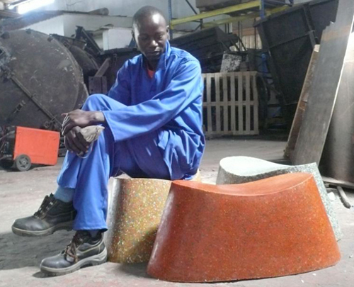 Assises Taboo provenance Sénégal, un Design équitable