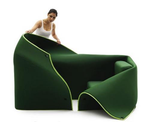 Canapé Sosia par Emanuele Magini