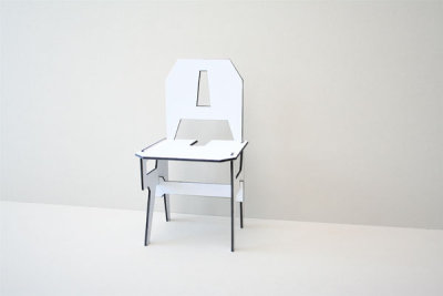 Concept Chair / Chair par Eric Ku