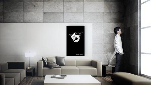 Framed : Art Numérique en mouvement, la déco de demain