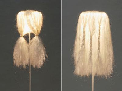 Votre lampe à coiffer par Anika Engelbrecht