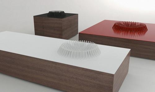 Table à Clous par Matthew Kroeker