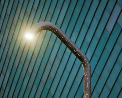 A chacun son lampadaire par JDS Architects