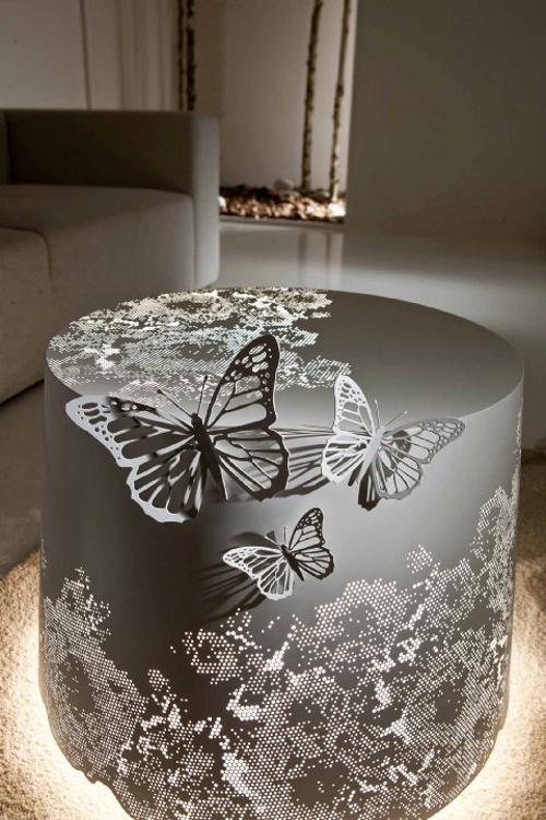 luminaire en aluminium romantique par karman blog esprit design. Black Bedroom Furniture Sets. Home Design Ideas