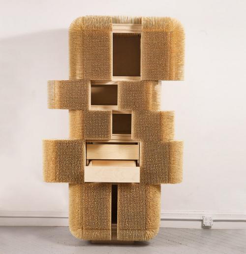 Sculpture ou Armoire par Sebastian Errazuriz
