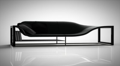 Sofa Bucefalo par Emanuele Canova