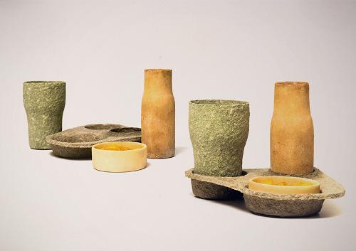 Ferréol Babin un design sensoriel : Vaisselle Mijotés