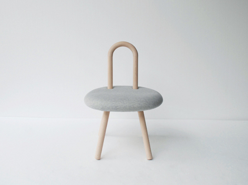 Une invitation au toucher, Bambi chair par Juju Studio