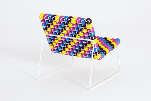 Antistress Low Chair par Bashko Trybek