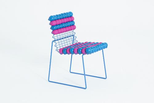 Antistress Chair par Bashko Trybek