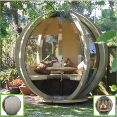 Une bulle de détente au cœur de votre jardin