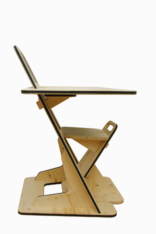 Az Desk Concept : le bureau évolutif par Guillaume Bouvet