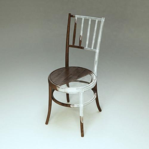 Chaise Grand-Mère par le studio H220430