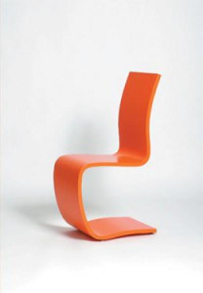 Chaise One C par Johan Berhin