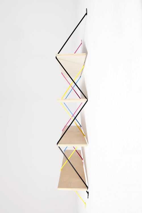 BashkoTrybek, designer et couleurs