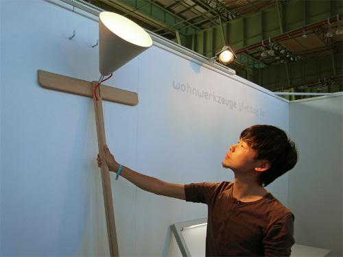 Yi-cong lu un design vivant !