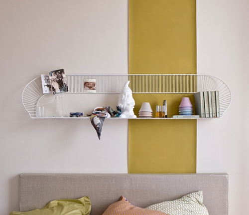 Etag re loop par amandine chhor blog esprit design for Meuble au dessus du lit