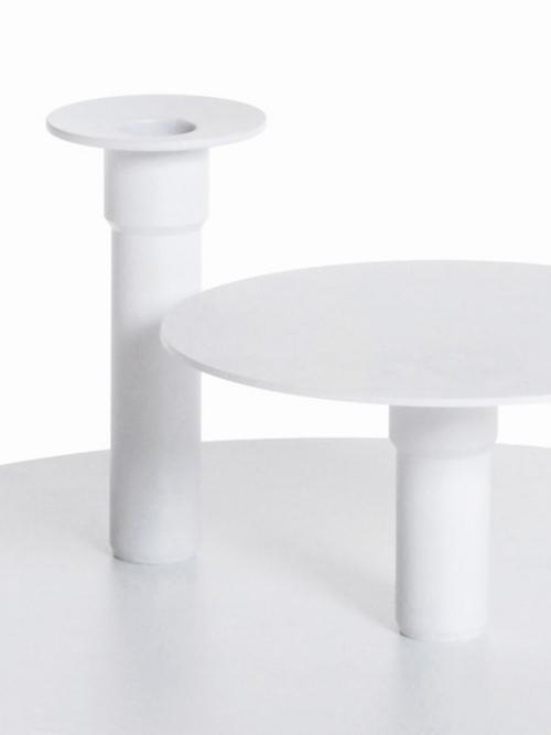 Bougeoir magnétique par l'Atelier Pfister et Nicolas le Moigne