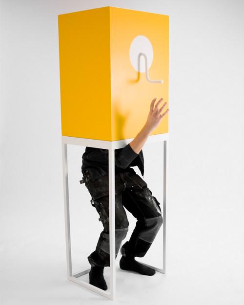 Jack in the Box imaginé par Nicolas Andersson