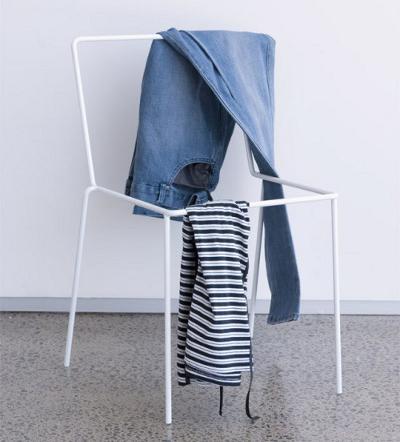 Sacrificial Chair par Punga & Smith