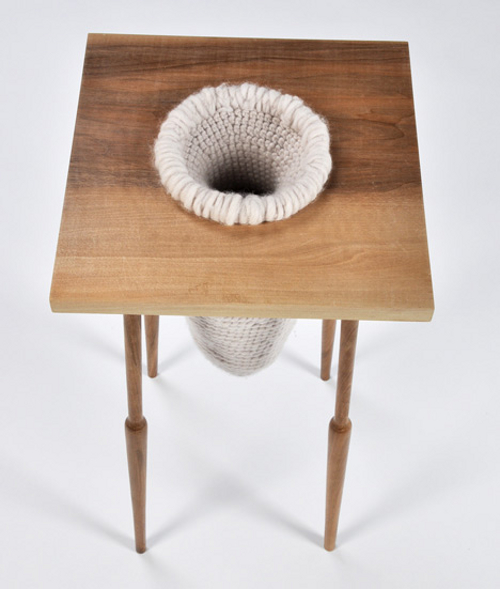 Safety Vase, douceur et confort par Hannah Niskanen-Benady