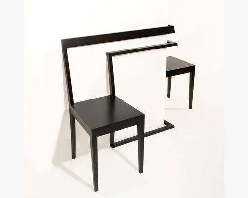 Anton Björsigs, chaises pour timide