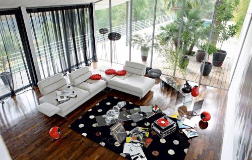 mon m tier directeur de collections roche bobois par. Black Bedroom Furniture Sets. Home Design Ideas