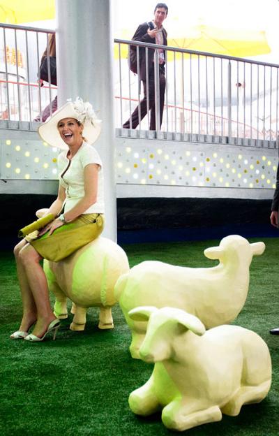 Happy Sheep par ZUS, sommes nous tous des moutons ?